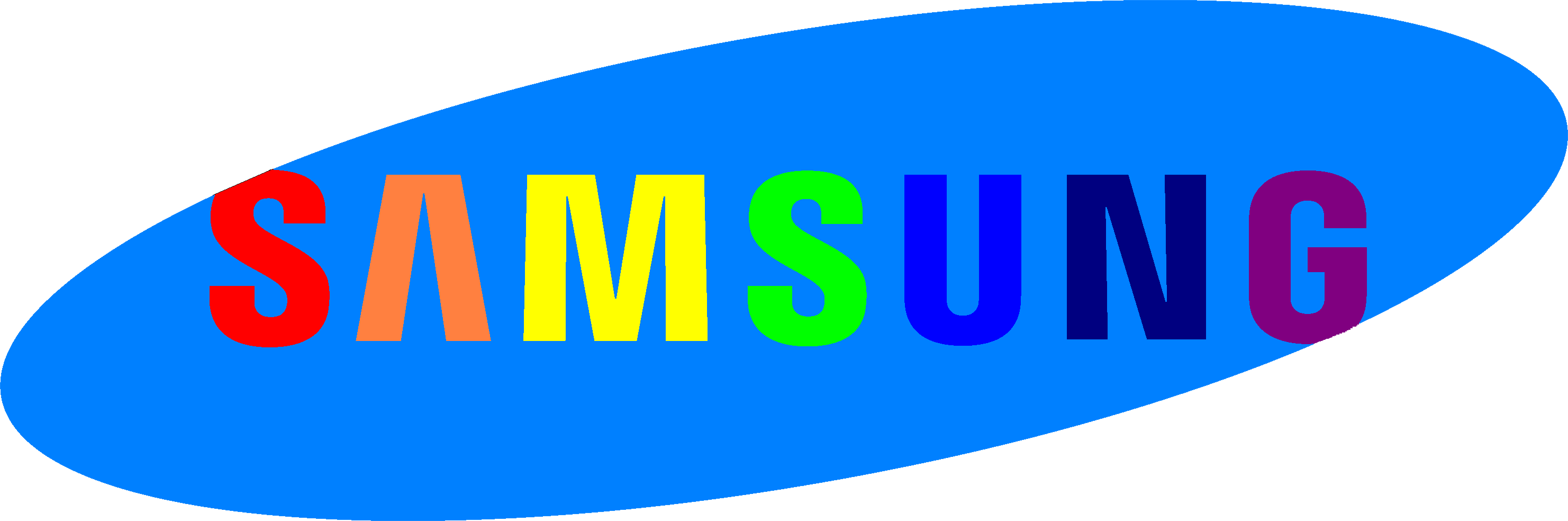 Samsung Logo PNG - 33069
