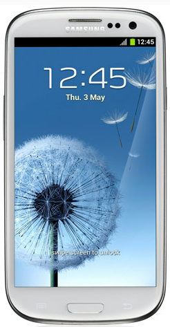 Samsung Mobile Phone PNG - 5462