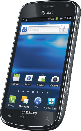 Samsung Mobile Phone PNG - 5460