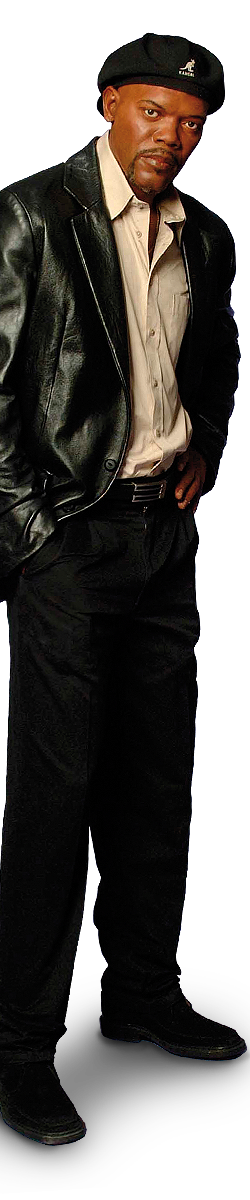 Image - Samuel L Jackson 5.png | Fantendo - Nintendo Fanon Wiki | FANDOM  powered by Wikia - Samuel L Jackson PNG
