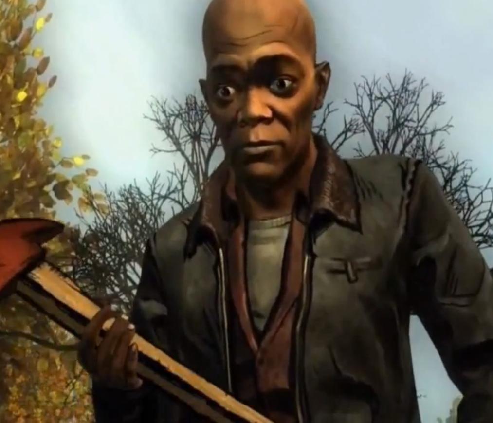 Image - Samuel L. Jackson.png | Walking Dead Wiki | FANDOM powered by Wikia - Samuel L Jackson PNG