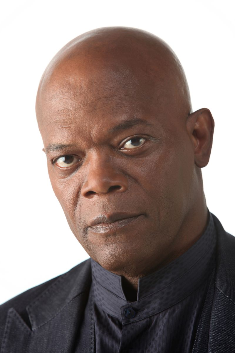 Samuel L. Jackson.png - Samuel L Jackson PNG