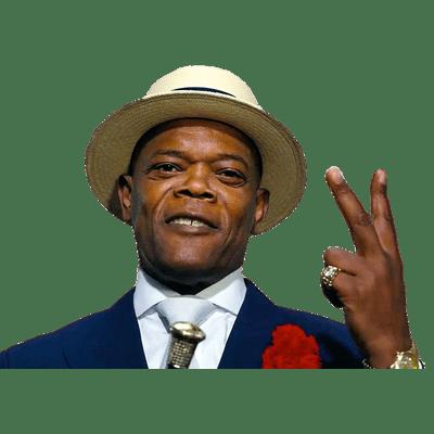 Samuel L Jackson PNG Clipart - Samuel L Jackson PNG