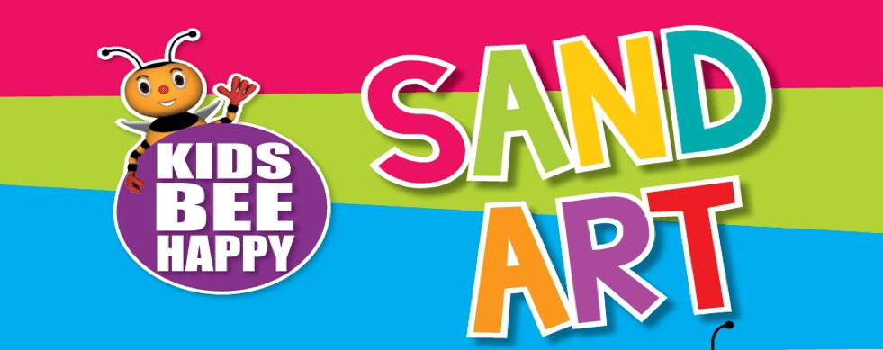 Come along and have some fun bring the kids! - Sand Art PNG