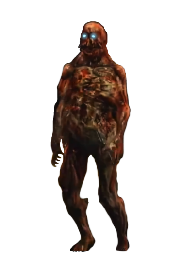 Sand Zombie.png - Zombie PNG