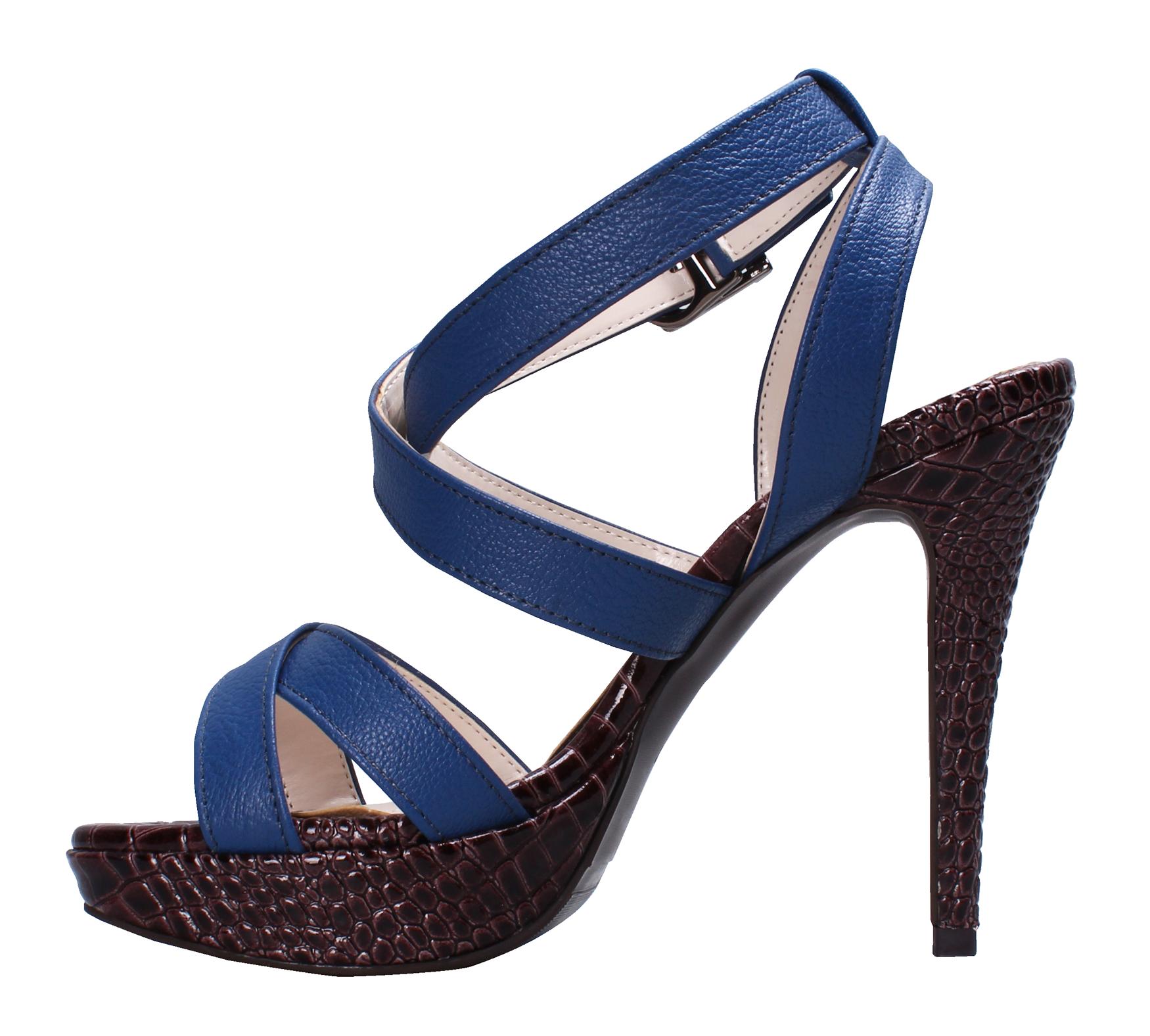 Blue Women Sandal Transparent PNG Image - Sandal PNG