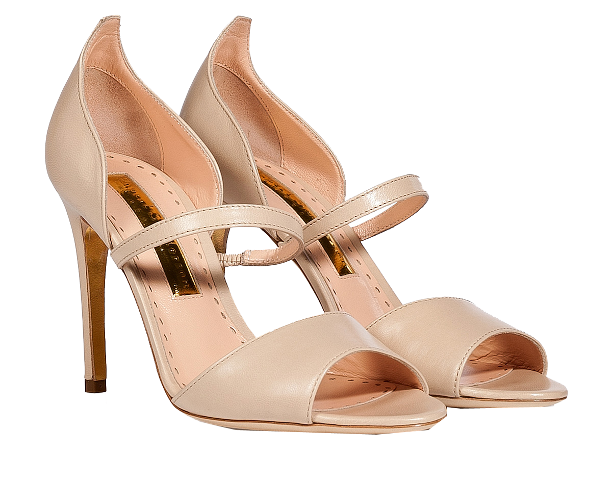 Ladies Sandal Transparent Background - Sandal PNG
