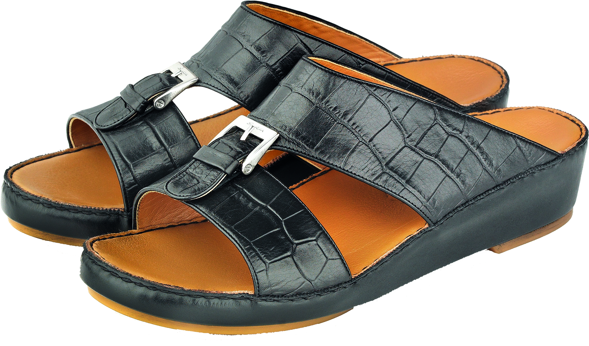 Leather sandals PNG image - Sandal PNG
