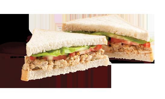 Chicken Sandwich - Sandwich PNG HD