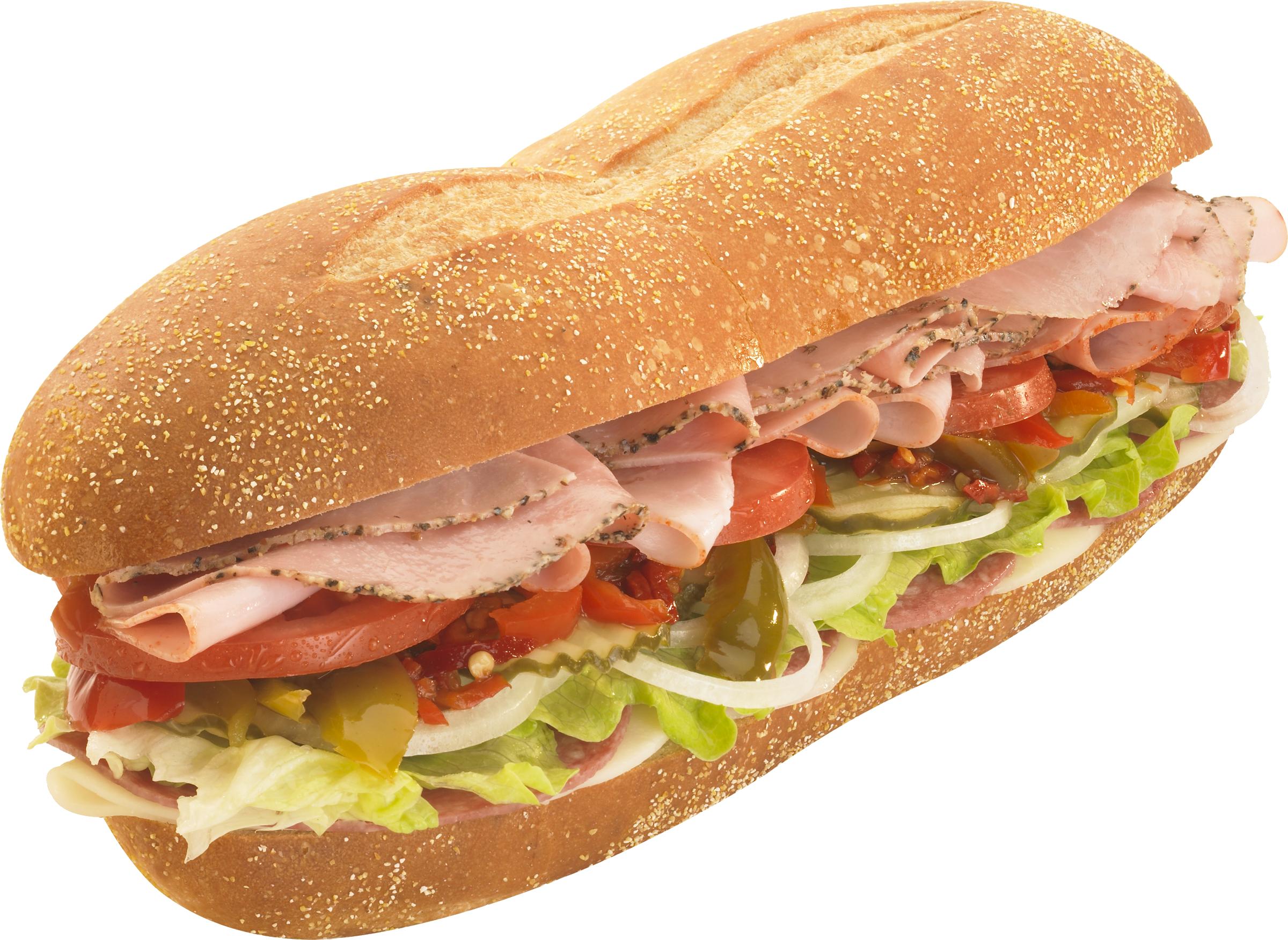 Sandwich Transparent PNG Image - Sandwich PNG HD