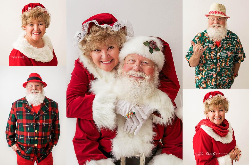 Santa And Mrs Claus PNG - 79823