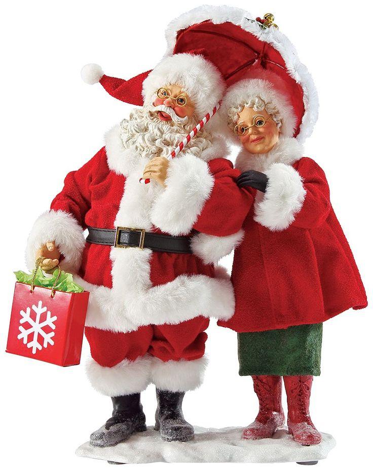 Best Santa And Mrs Claus PNG Transparent Santa And Mrs Claus.PNG Images  CL43