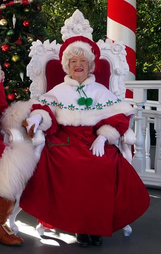Santa And Mrs Claus PNG - 79827