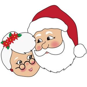 Santa And Mrs Claus PNG - 79824