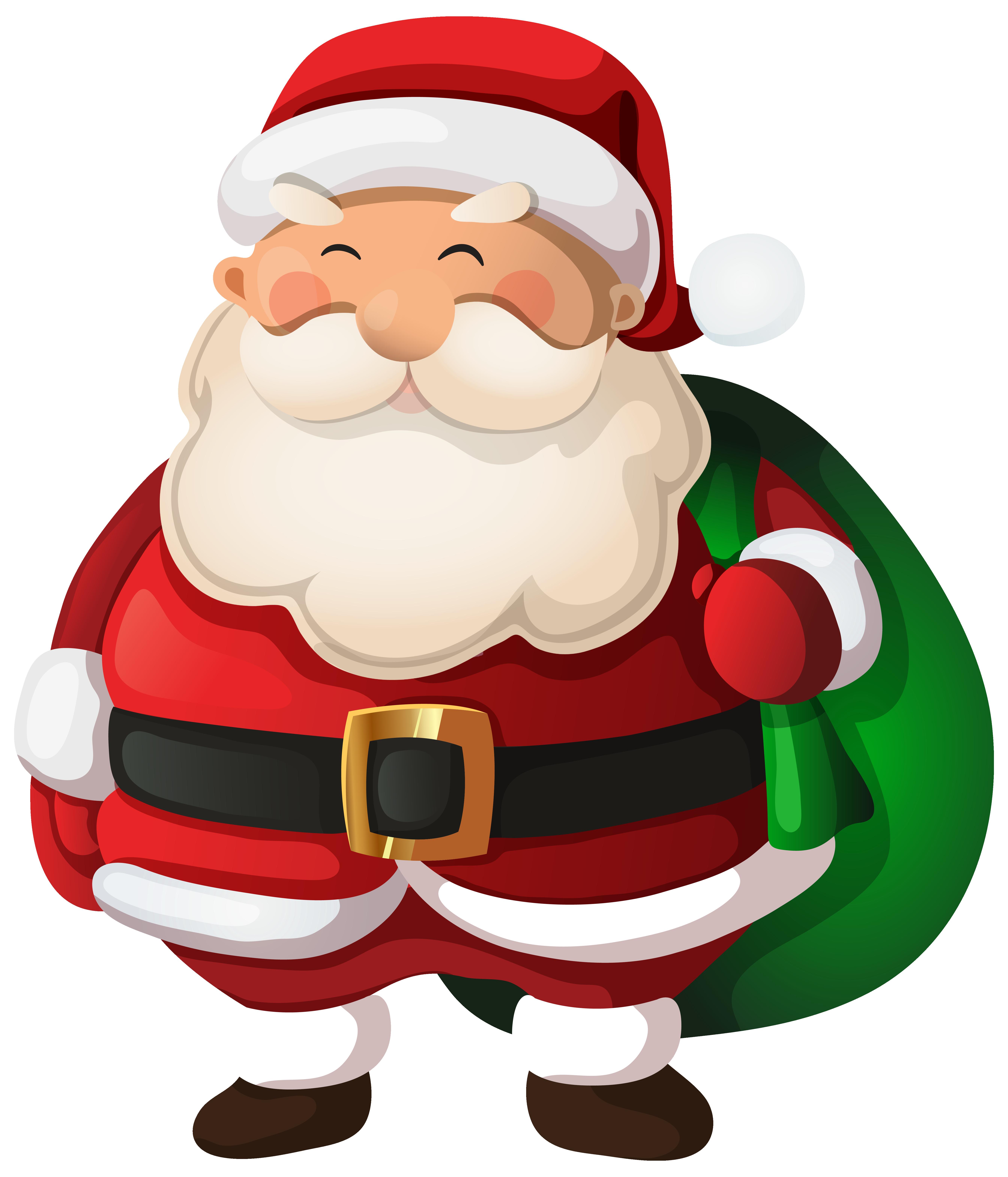 Santa And Mrs Claus PNG - 79828