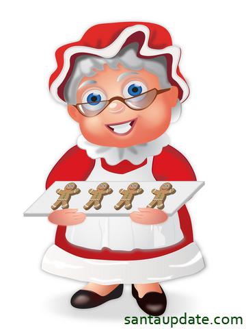 Santa And Mrs Claus PNG - 79820