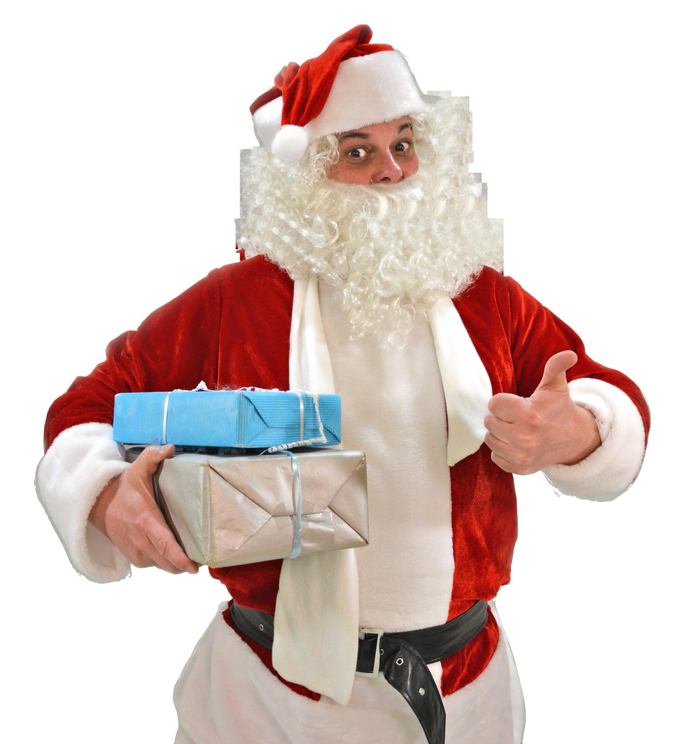 Santa Claus PNG - 12852