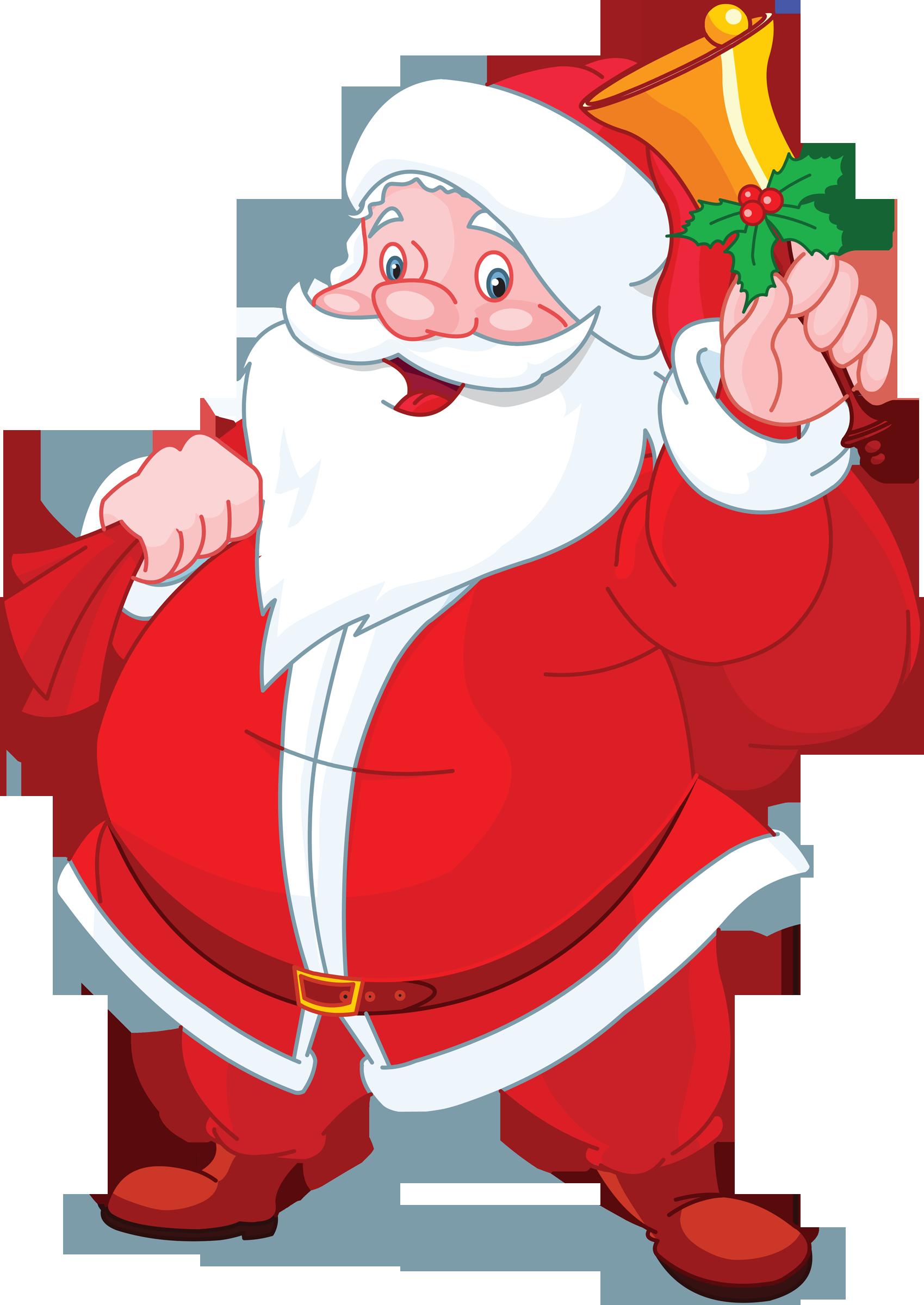 Santa Claus PNG - 12835