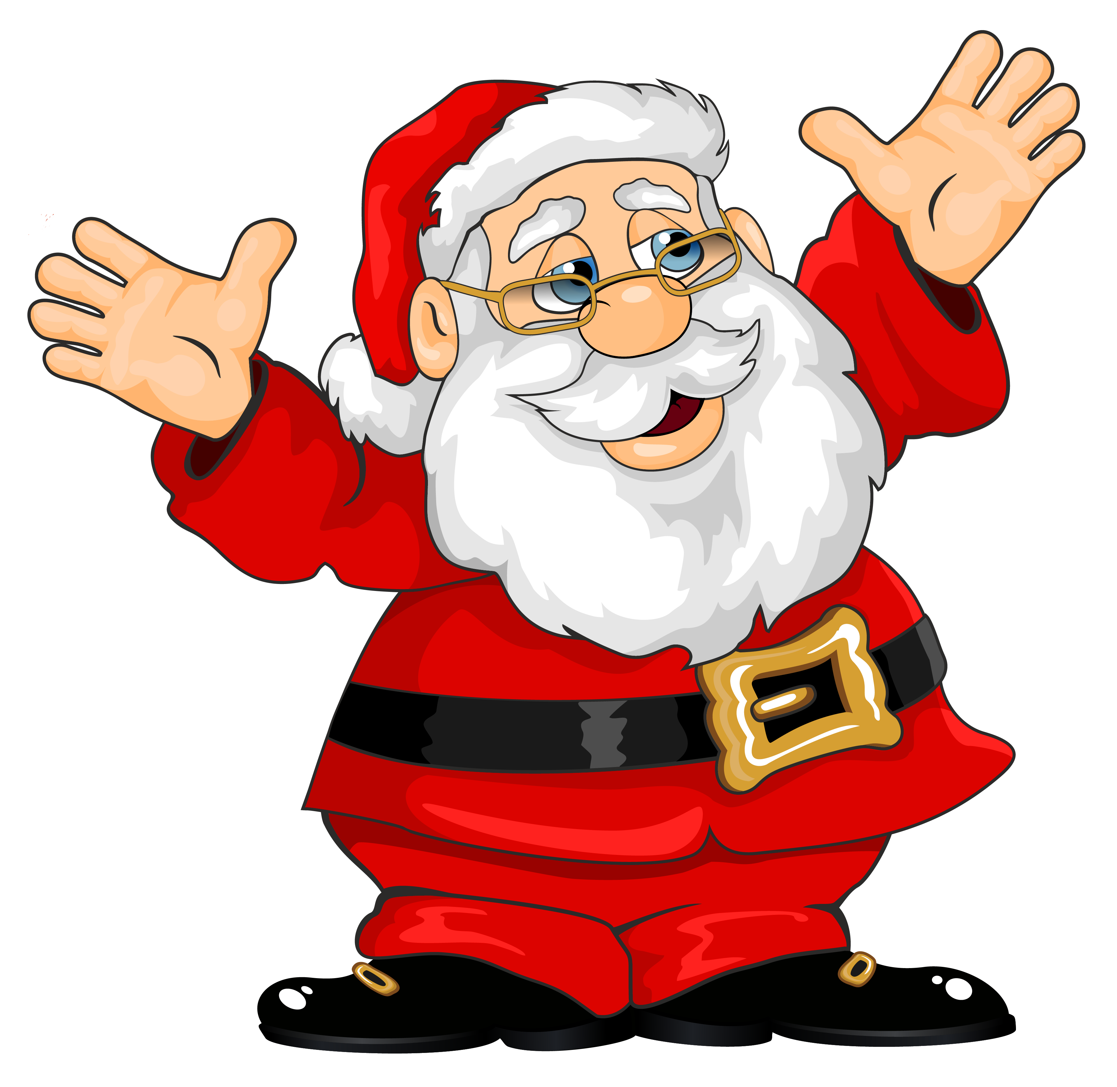 Santa Claus PNG - 12845