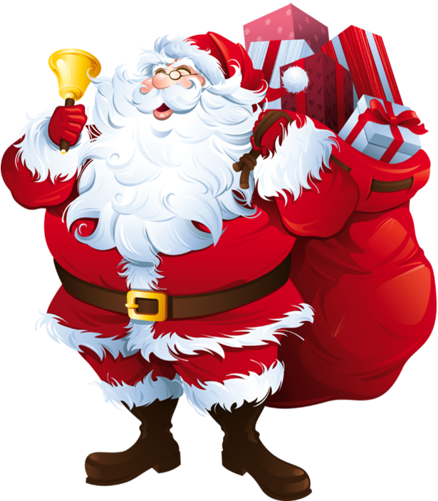 Santa Claus PNG - 12833
