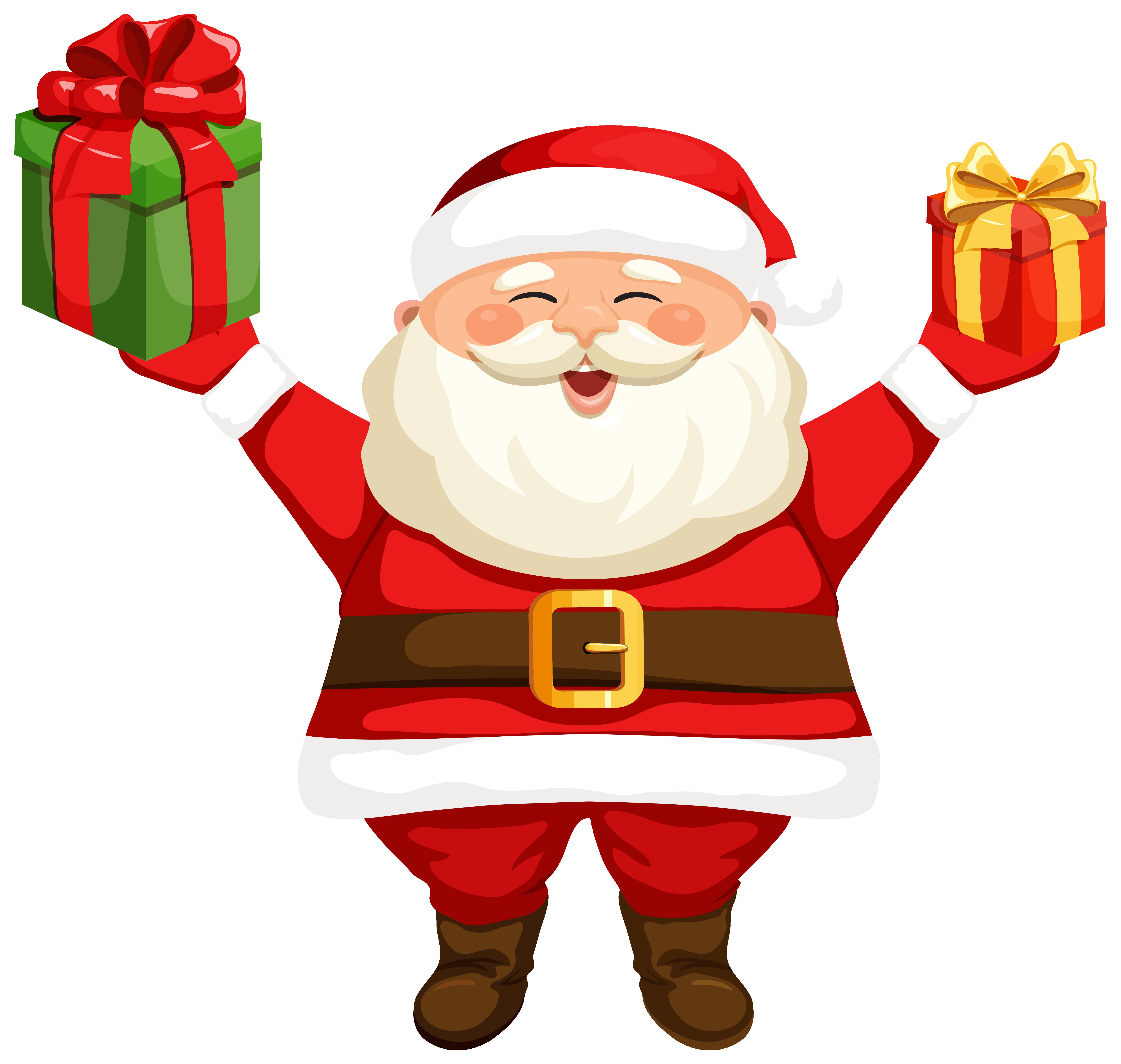 Santa Claus PNG - 12844