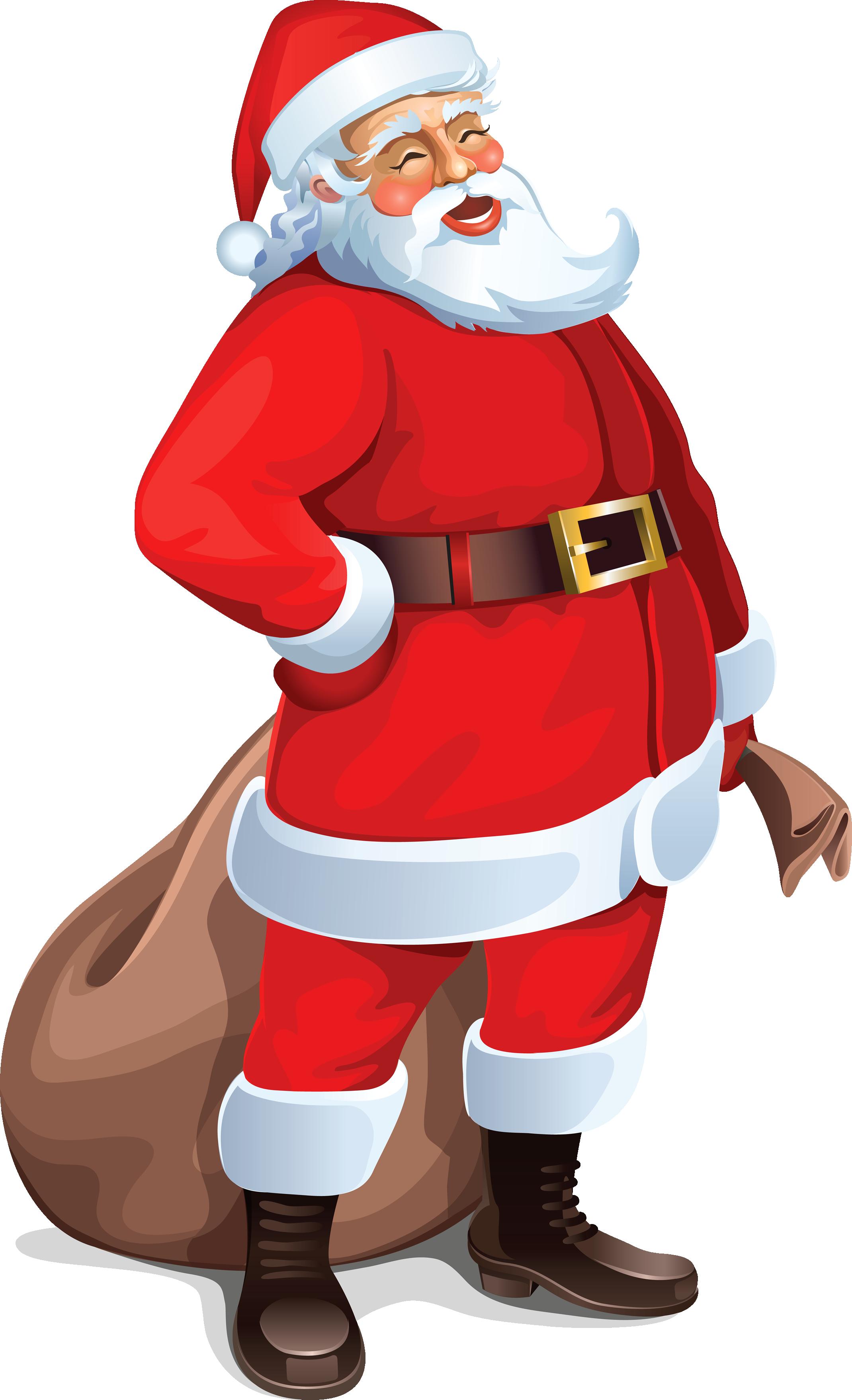 Santa Claus PNG - 12840