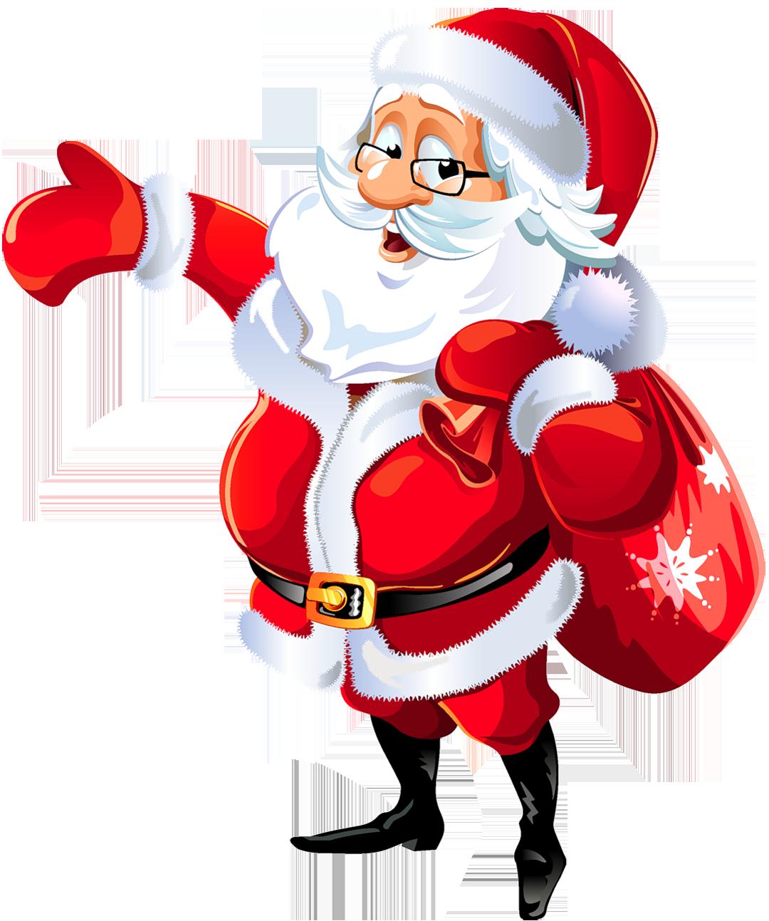 Santa Claus PNG - 12838
