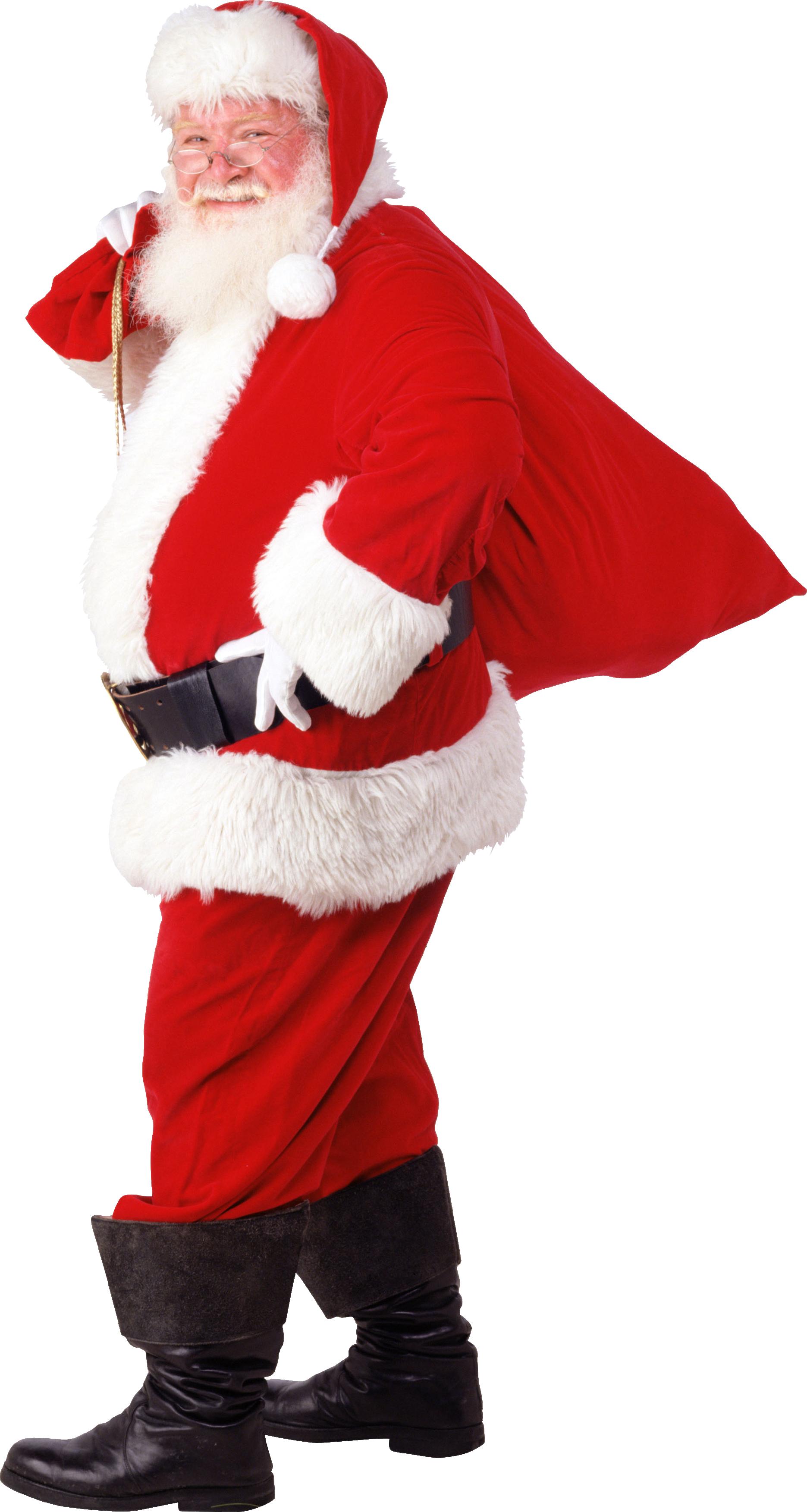 Santa Claus PNG - 12848