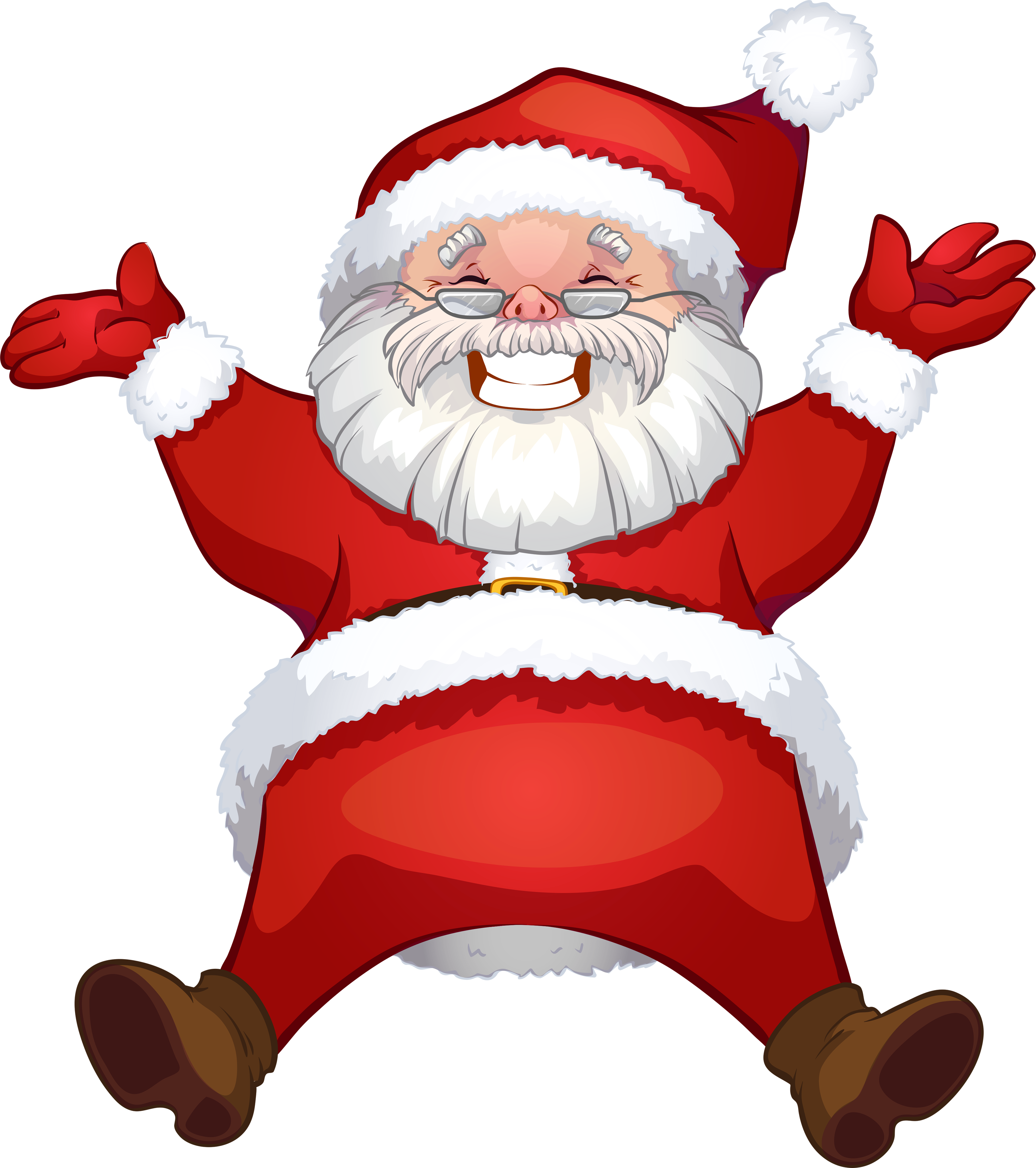 Santa Claus PNG - 12837