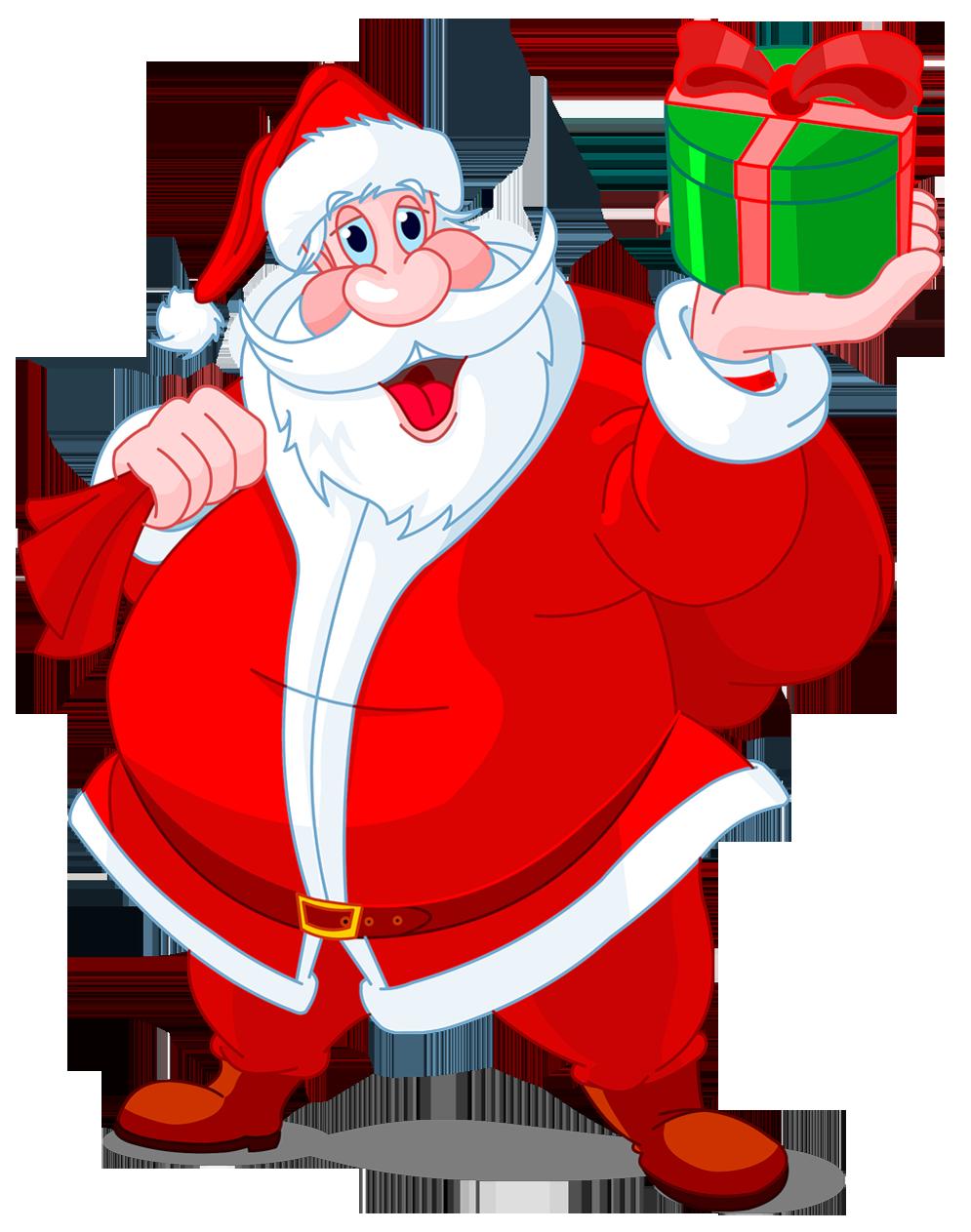 Santa Claus PNG - 12841