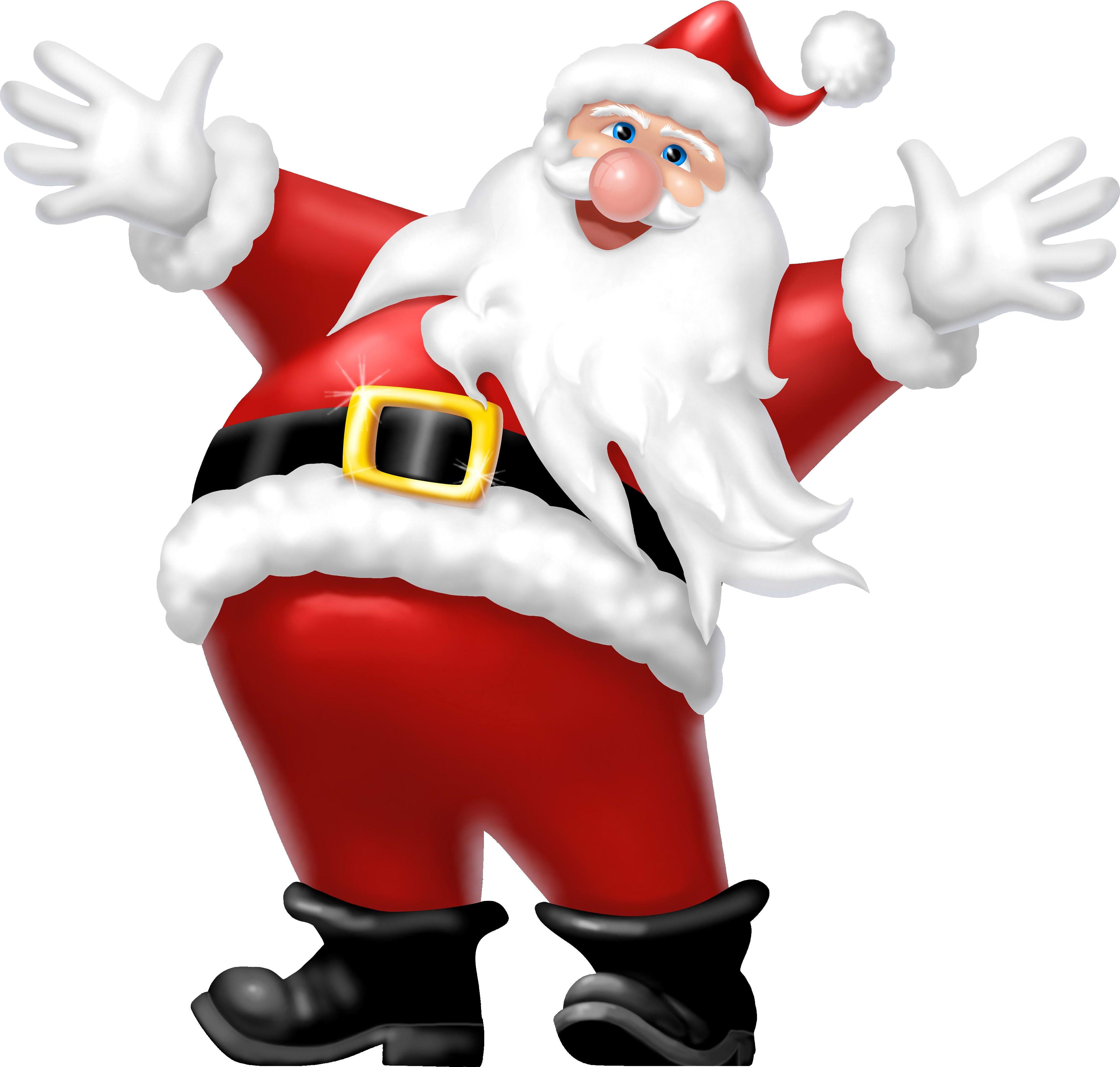Santa Claus PNG - 12839