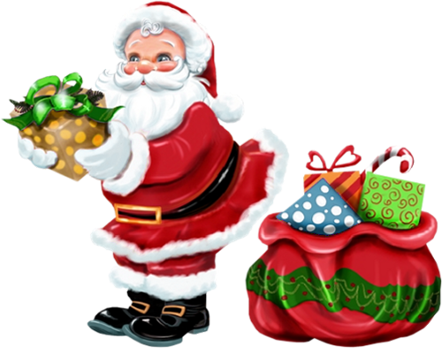 Santa Claus PNG - 12853