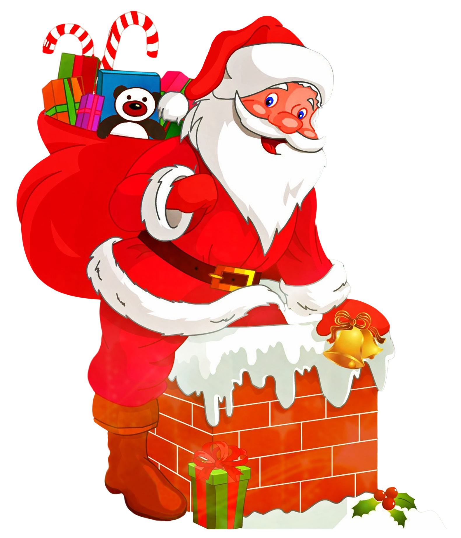 Santa Claus PNG - 12850