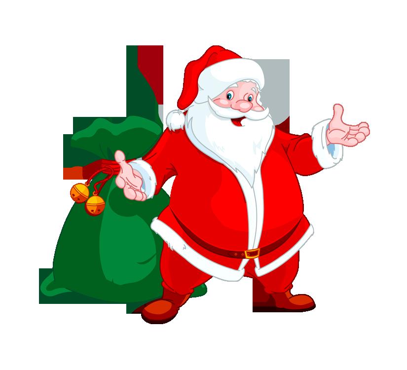 Happy-Santa-png - Santa HD PNG