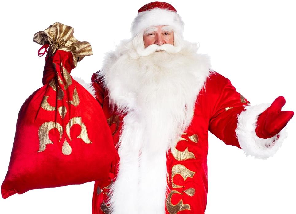 Santa Claus PNG HD - Santa HD PNG
