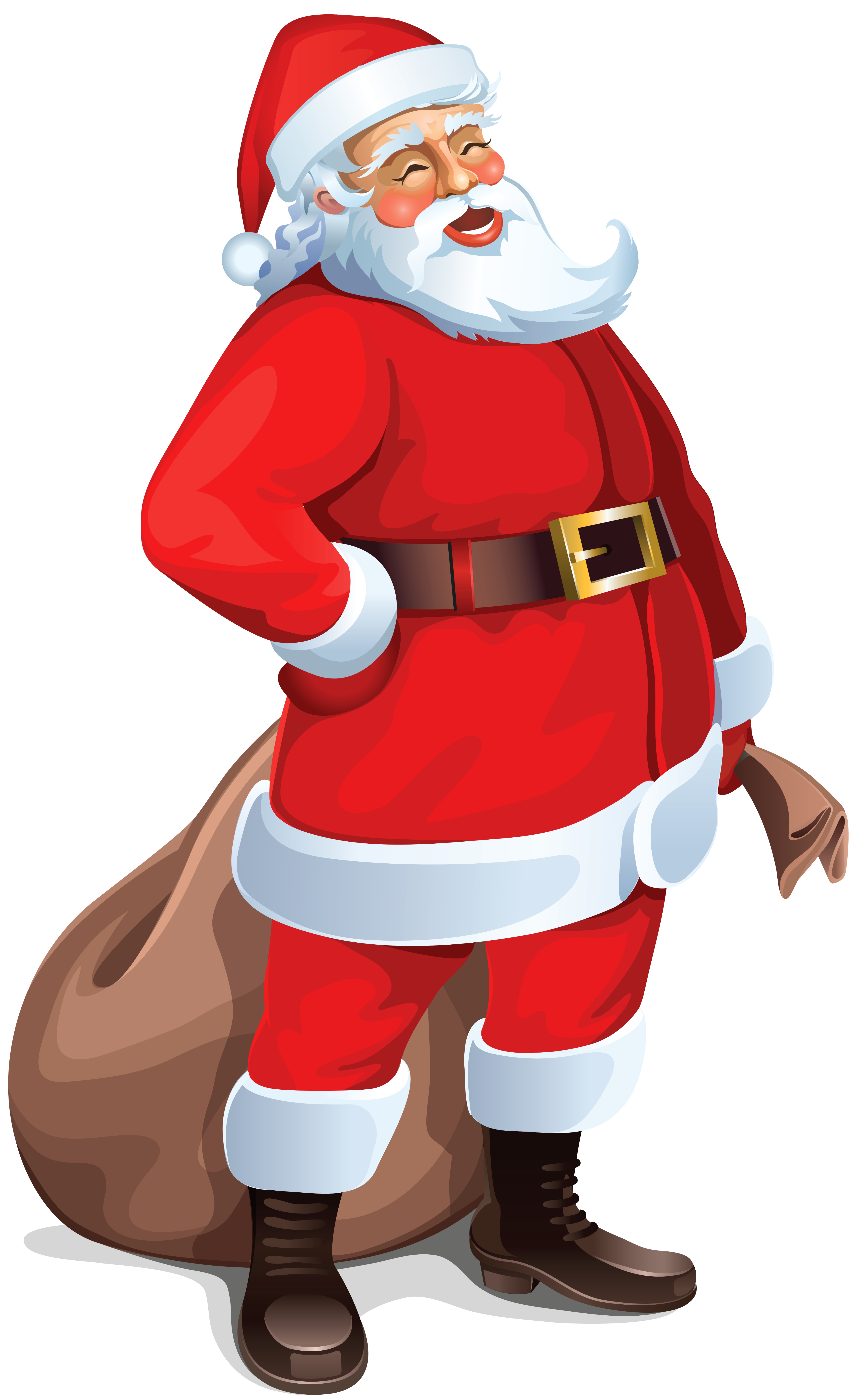Santa Clipart Png - Santa HD PNG