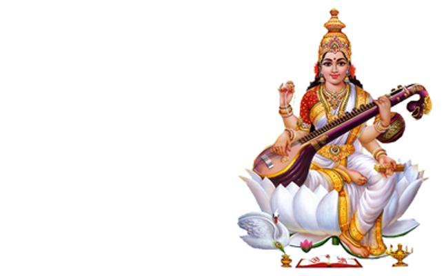 Saraswati Maa PNG-PlusPNG.com-647 - Saraswati Maa PNG