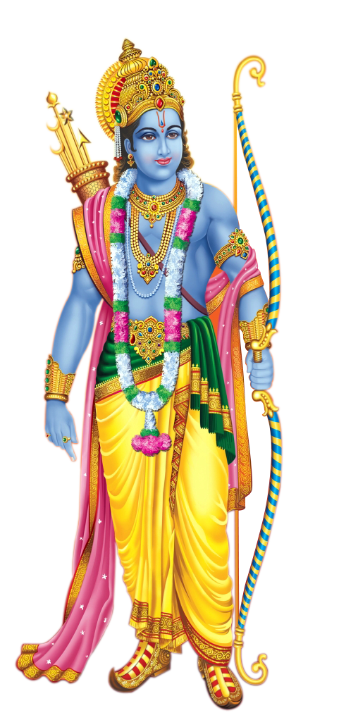 God Ram Png Images Use It For Ramnavmi Project Design - Saraswati Maa PNG