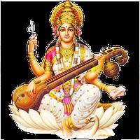 Saraswati Mata PNG - 86266