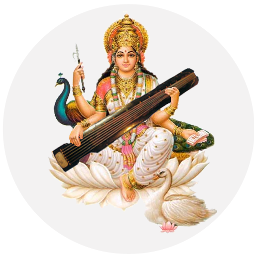 Saraswati-PNG-Image - Saraswati Mata PNG