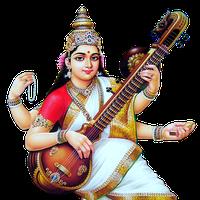 Similar Saraswati PNG Image - Saraswati Mata PNG