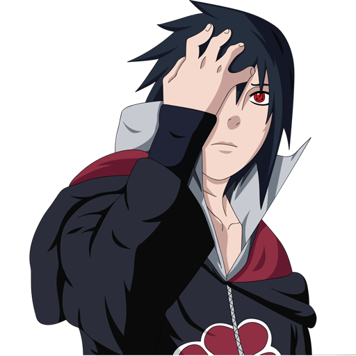 Custom Sasuke.png skin idea for Agar.io - Sasuke PNG