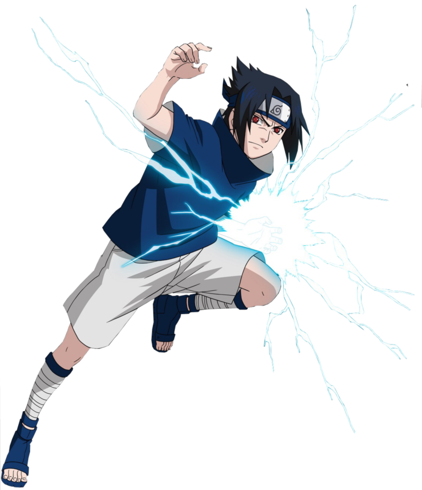 Kid Sasuke.png - Sasuke PNG