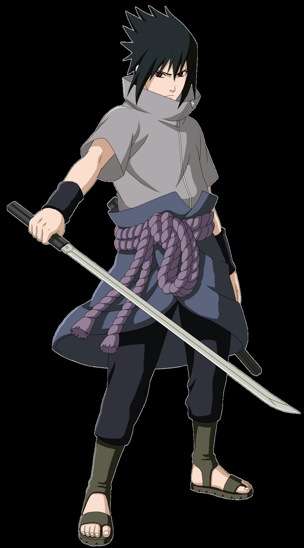 Sasuke.png - Sasuke PNG