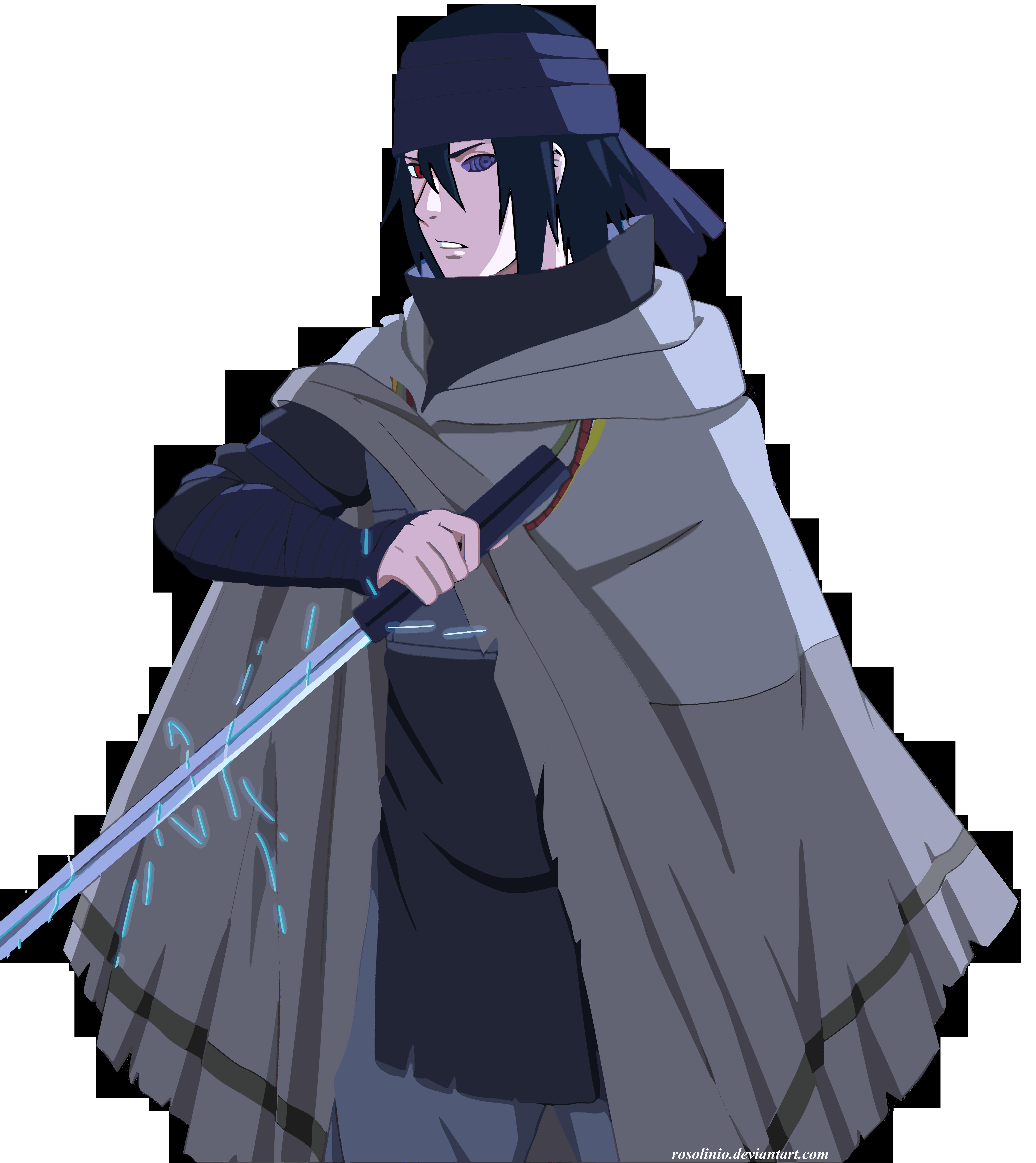 Sasuke PNG - 86314