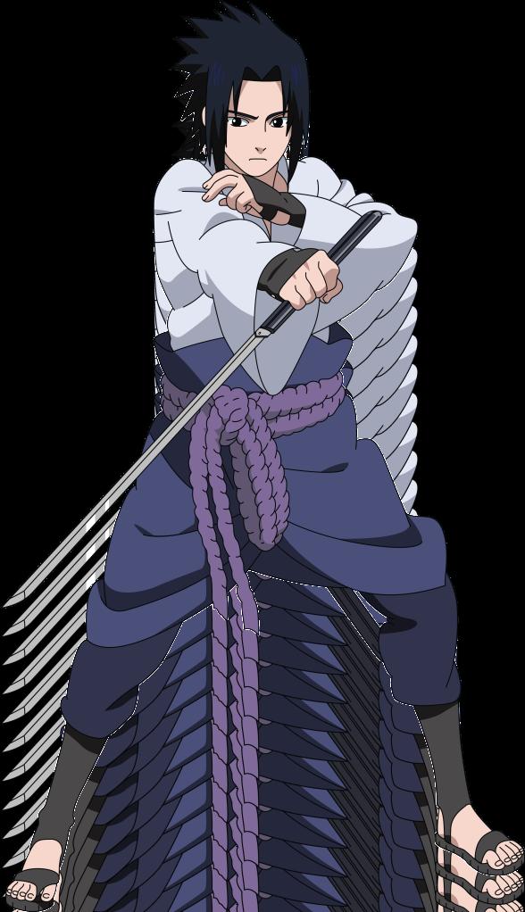 Sasuke PNG - 86310