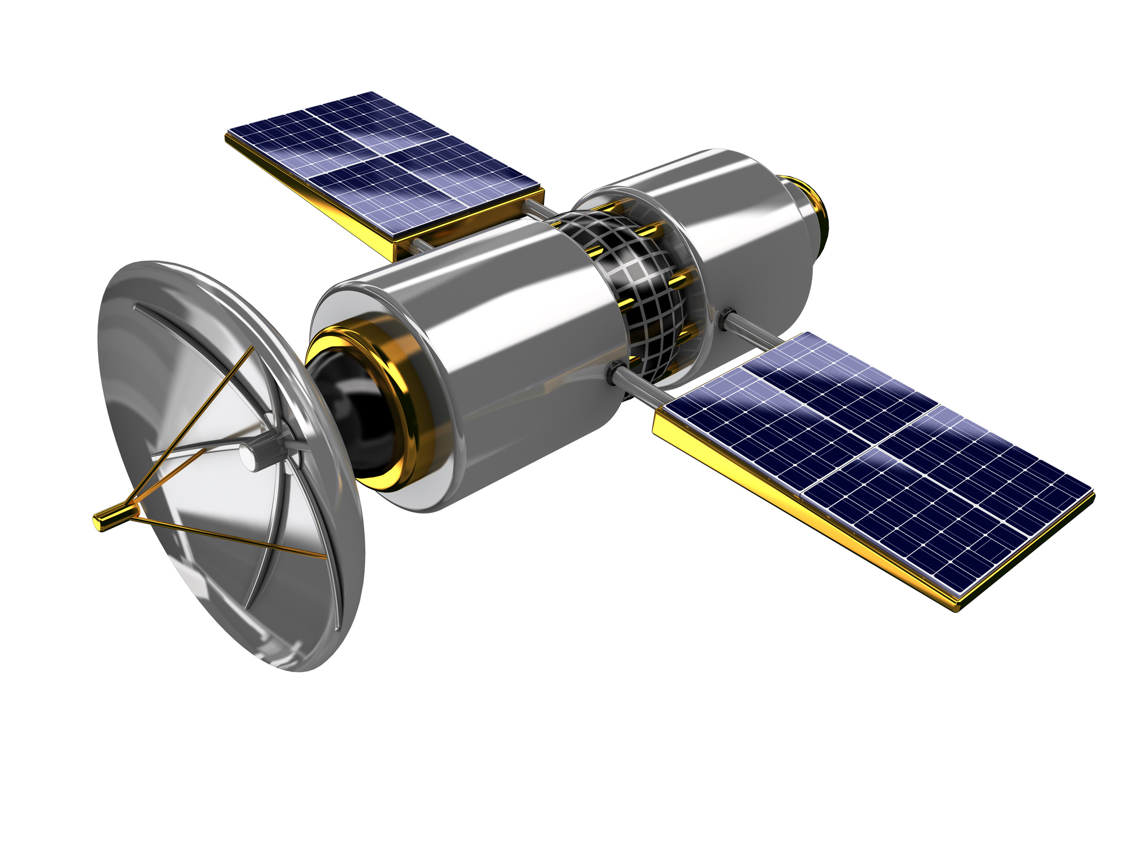 Satellite HD PNG - 119140