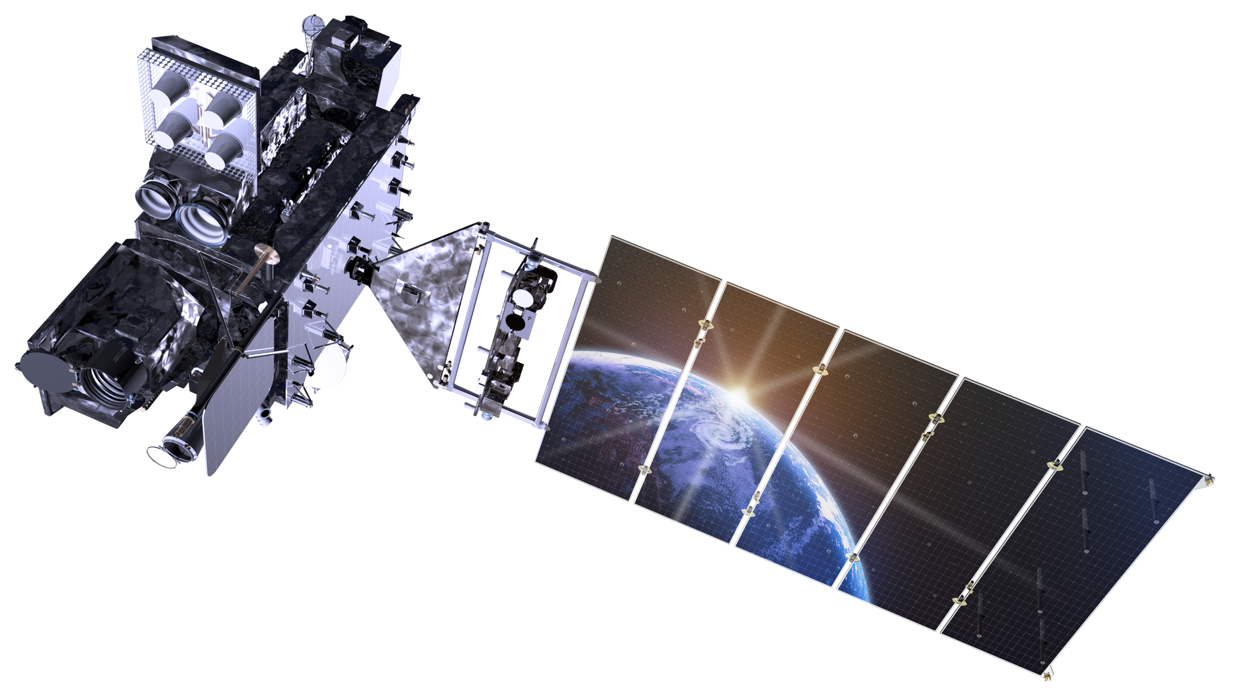 Satellite HD PNG - 119138