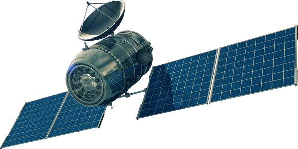 Satellite Propulsed By Safran