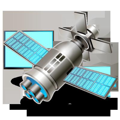 Satellite HD PNG - 119143